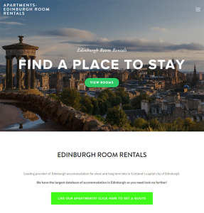 Apartments - Edinburgh Room Rentals