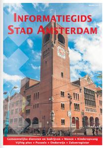Informatiegids Stad Amsterdam (Winter 2015)