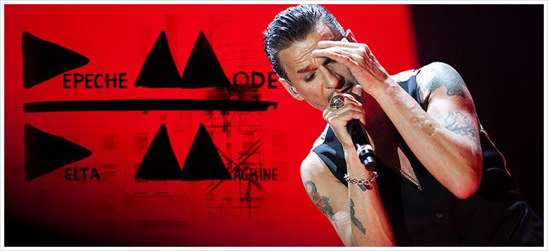 Depeche Mode, Arena Zagreb (23.05.2013.)