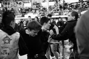 Overflow / Hladno pivo - 25 godina Live, Šalata