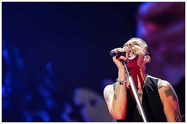 Depeche Mode, Arena Zagreb