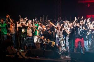Dropkick Murphys - Dom sportova, Zagreb (16.06.2014.)