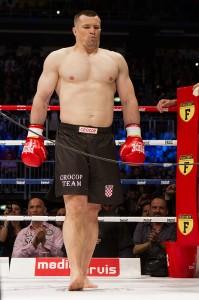"Mirko ""Cro Cop"" Filipović / Final fight / Zagreb, 3.9.2012."