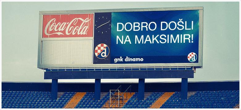 1. Kolo MaxTV Prva liga - Dinamo : Slaven Belupo, Zagreb (18.7.2014.)