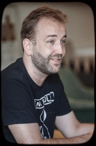 Orlan Tus (Mika Male) u Booksi, Zagreb (19.7.2014.)
