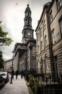 Edinburgh 2014, the Church of Scotland