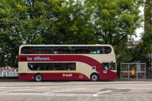 Edinburgh 2014, Lothian bus