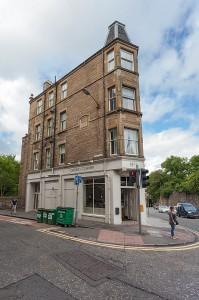 Edinburgh 2014, Cross & Corner restaurant