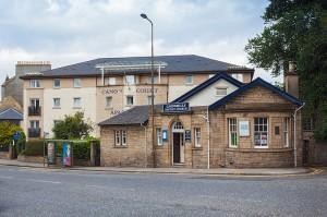 Edinburgh 2014, Canonmills Baptist Church