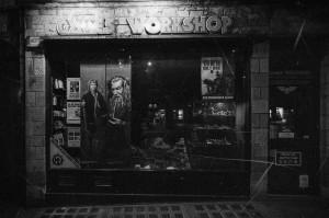 Edinburgh 2014, Underground city of the dead tour