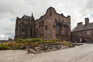 Edinburgh 2014, Dvorac