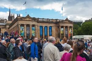Edinburgh 2014, Scottish National Gallery