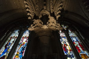 Edinburgh 2014, Rosslyn chapel