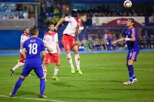 UEFA Euro 2016. kvalifikacije, Grupa H - Hrvatska : Malta, Zagreb (9.9.2014.)