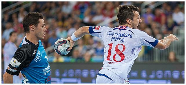 EHF Liga Prvaka, 3. kolo / Zagreb - Metalurg, Zagreb (11.10.2014.)