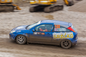 5. Rally show Santa Domenica 2014. / T. TENŠEK / N. JURINEC @ Ford Focus