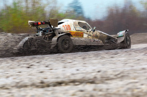 5. Rally show Santa Domenica 2014. / G. TRINCOSSI @ Superbuggy Cosworth 4x4