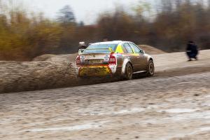 5. Rally show Santa Domenica 2014. / I. G. ČIBEJ / D. KARANOVIĆ @ Škoda Octavia WRC