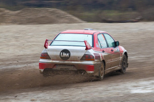 5. Rally show Santa Domenica 2014. / I. KODRIĆ / T. PURIĆ @ Mitsubishi Lancer EVO IX