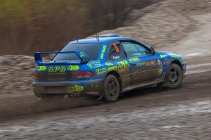 5. Rally show Santa Domenica 2014. / S. MIKULÁŠTIK / M. FABIAN @ Subaru Impreza S6 WRC