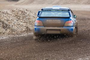 5. Rally show Santa Domenica 2014. / N. LONČARIĆ / T. PAZMAN @ Subaru Impreza STI