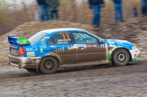 5. Rally show Santa Domenica 2014. / M. MARICSEK / S. KOVÁCS @ Mitsubishi Lancer EVO VI