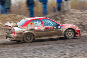 5. Rally show Santa Domenica 2014. / C. BAKONYI / S. BERECZKI @ Mitsubishi Lancer EVO VI