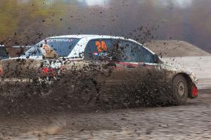 5. Rally show Santa Domenica 2014. / J. PUŠKAR / J. POPOVIĆ @ Mitsubishi Lancer EVO VIII