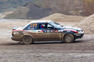 5. Rally show Santa Domenica 2014. / J. ŽAGAR-Zax / M. ZRNČEVIĆ-Mrgud @ Toyota Corolla AE86