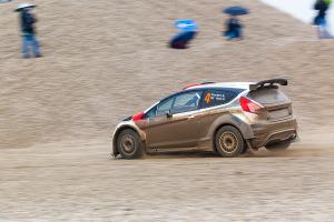 5. Rally show Santa Domenica 2014. / A. KOVÁCS / G. ISTOVICS @ Ford Fiesta R5