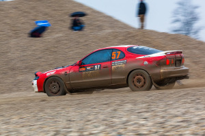 5. Rally show Santa Domenica 2014. / M. KAUFMANN / P. HAISSINGER @ Toyota Celica 4WD