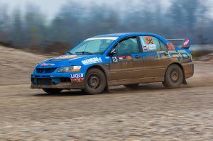 5. Rally show Santa Domenica 2014. / J. CEVC / T. LAZAR @ Mitsubishi Lancer EVO IX