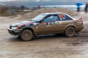 5. Rally show Santa Domenica 2014. / M. ZRNČEVIĆ-Mrgud / J. ŽAGAR-Zax @ Toyota Corolla AE86