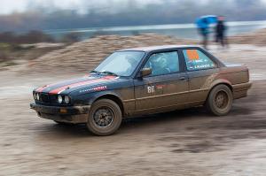 5. Rally show Santa Domenica 2014. / I. MARIĆ / V. BLAŽENČIĆ @ BMW E30