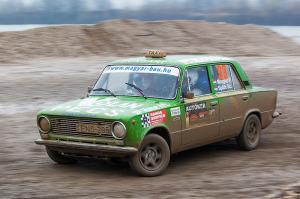 5. Rally show Santa Domenica 2014. / P. MAGYAR / S. SPATH @ Lada 2101