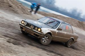 5. Rally show Santa Domenica 2014. / L. MÁLIK / A. JEKL @ BMW E30