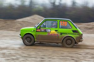 5. Rally show Santa Domenica 2014. / M-O. JURIČEV-MARTINČEV / S. TOLIĆ @ Fiat 126P