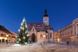 Advent u Zagrebu 2014.