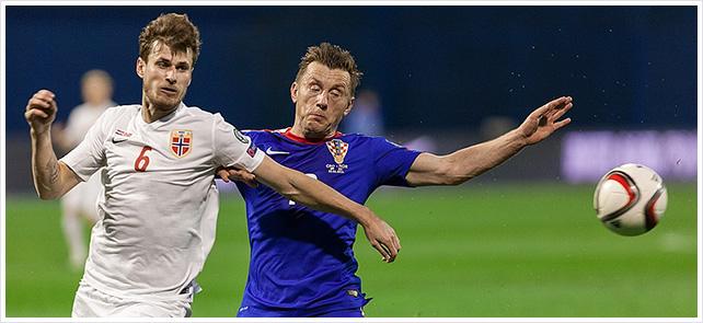 EURO 2016 kvalifikacije, skupina H / Hrvatska - Norveška, Zagreb (28.3.2015.)