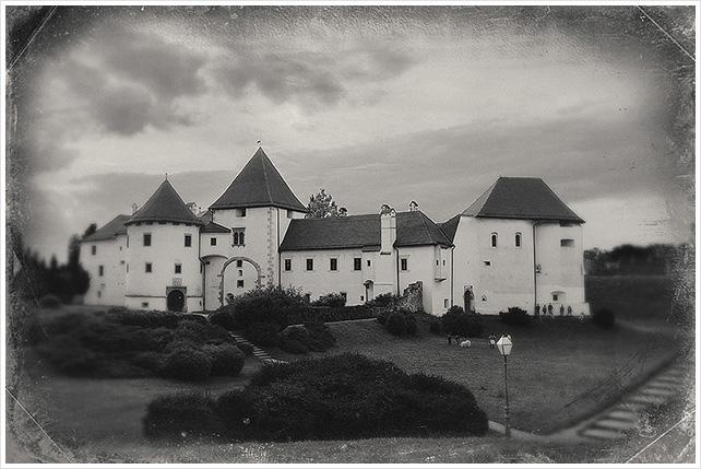 Varaždin, Stari grad