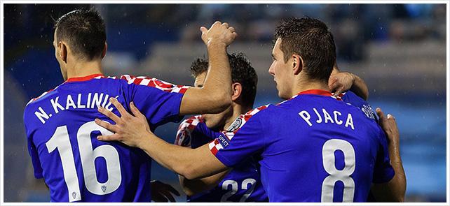 EURO 2016 kvalifikacije - skupina H, Zagreb (Zagreb 10.10.2015.)