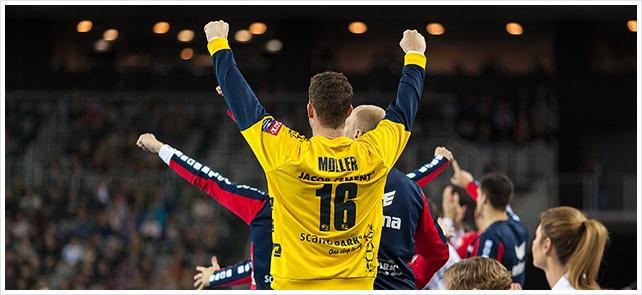 EHF Liga Prvaka, 8. kolo