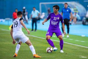 Arab Club Champions Cup, Al Ain VS ES Setif / Ivica Drusany