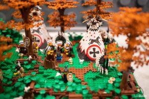 Izložba modela od Lego kocaka / Ivica Drusany