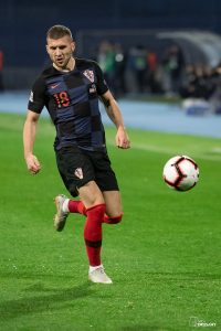 UEFA Nations League - Group stage - Group A4 - Matchday 5. Croatia VS Spain. / Ivica Drusany