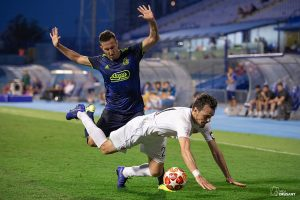 GNK Dinamo Zagreb VS FC Saburtalo / Ivica Drusany