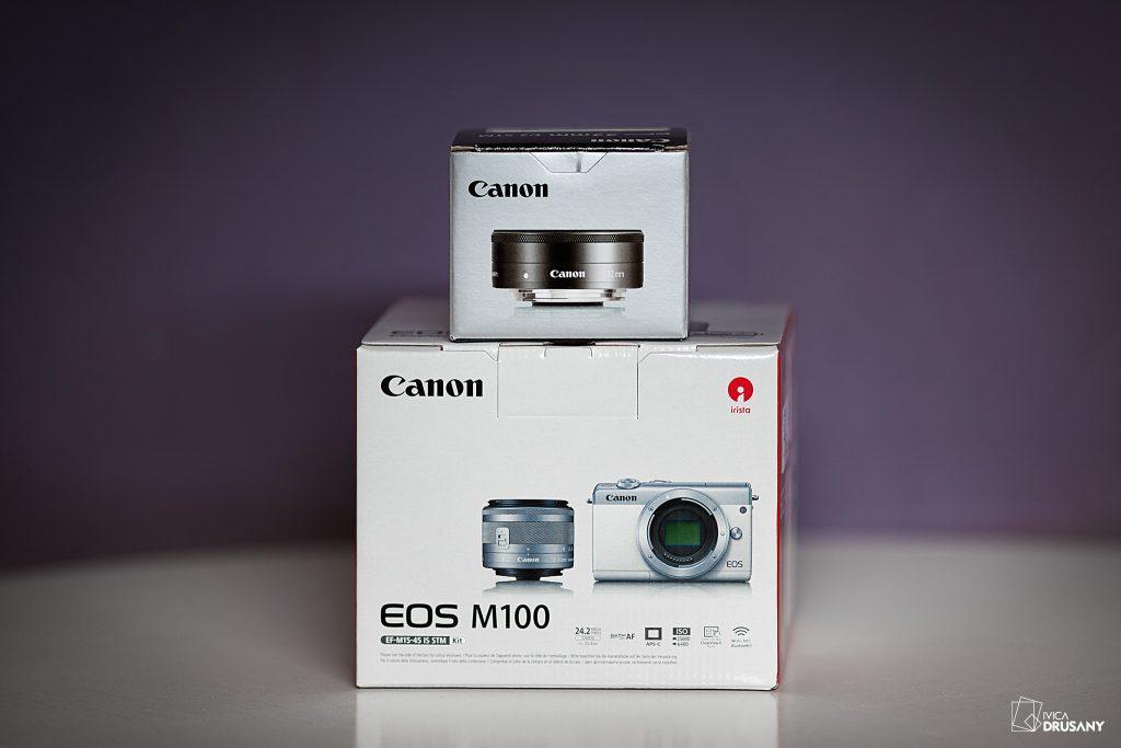 Canon M100 / Ivica Drusany