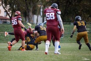 Zagreb Patriots VS Sarajevo Spartans / Ivica Drusany