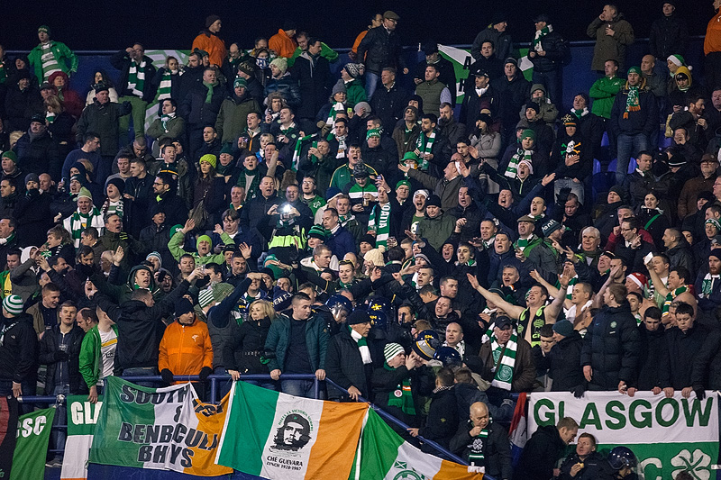 UEFA Europa liga, 6. kolo / Dinamo - Celtic / Zagreb, (11.12.2014.)
