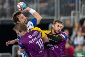 EHF Men's Championship League, Group Phase. PPD Zagreb VS HBC Nantes. / Ivica Drusany